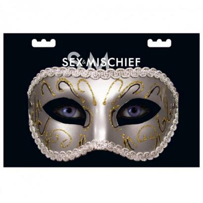 Sex & Mischief Masquerade Mask - Luxury Eye Mask