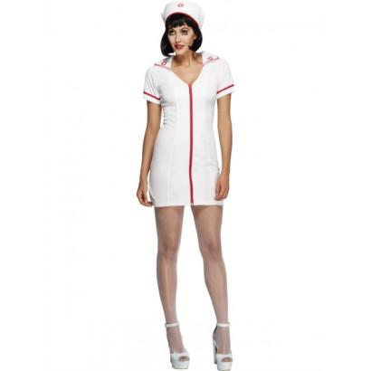 Fever No Nonsense Nurse Costume 22016