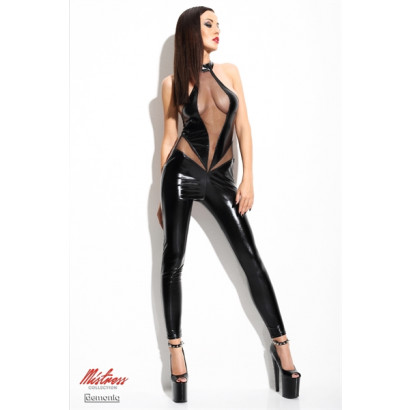 Demoniq Angela Lady Erotic set Black