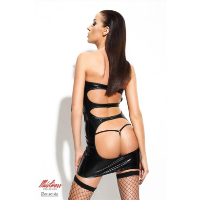 Demoniq Dagmar Lady Erotic set Black