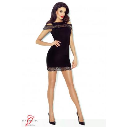 Demoniq Marissa Dress Black