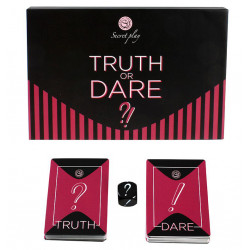 Secret Play Truth or Dare English Version