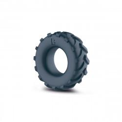 Boners Tire Cock Ring Grey