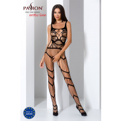 Passion Bodystocking BS058 Black