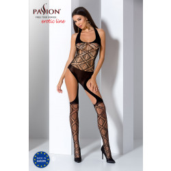 Passion Bodystocking BS060 Black