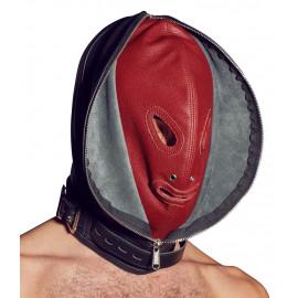 Zado Leather Double Mask