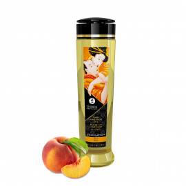 Shunga Erotic Massage Oil Stimulation Peach 240ml