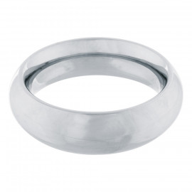 Steel Power Tools Donut Cockring - Metal Cock Ring 50mm