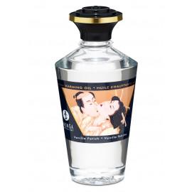 Shunga Aphrodisiac Warming Oil Vanilla Fetish 100ml