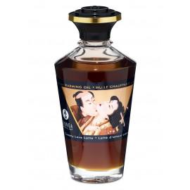 Shunga Aphrodisiac Warming Oil Creamy Love Latte 100ml