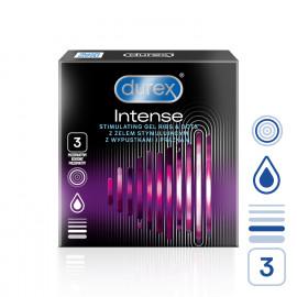 Durex Intense Orgasmic 3 pack