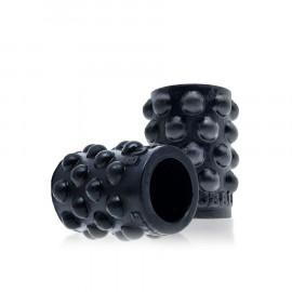 Oxballs BUBBLES Nipsuckers Black