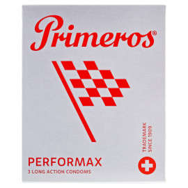 Primeros Performax 3 pack