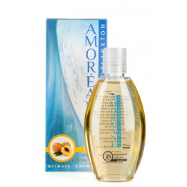 Amoréane Peach - Luxury Lubricant with Phytoplankton 100ml