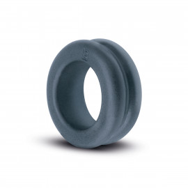Boners Double Design Cock Ring Grey