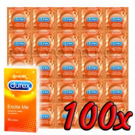 Durex Excite Me 100 pack
