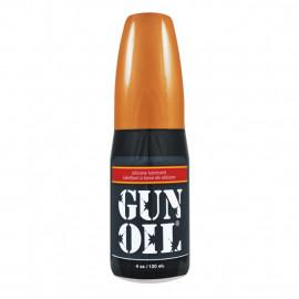Gun Oil Silicone Lubricant 120ml