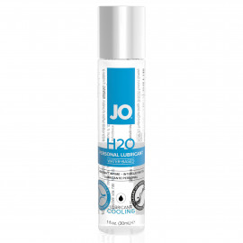 System JO H2O Lubricant Cool 30ml