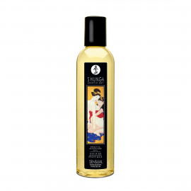 Shunga Massage Oil Island Blossoms 250ml