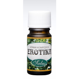 Saloos 100% Natural Blend of Essential Oils Erotika 5ml