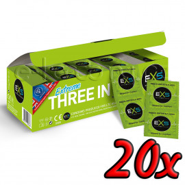 EXS Extreme 3in1 20 pack