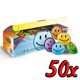 EXS Smiley Face 50 pack