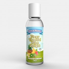 Vince & Michaels Flavored Lubricant Fizzy Tropical Wine Delight 50ml