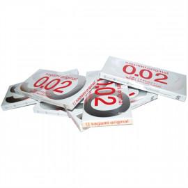 Sagami Original 0.02 S 12 pack