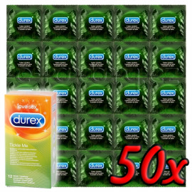 Durex Tickle Me 50 pack