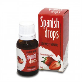 Cobeco Pharma Spanish Drops Strawberry Dreams 15ml