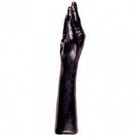 X-MAN All Black AB21 Hand with Arm - Fistingová Hand 37cm