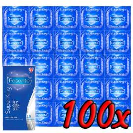 Pasante Super King 100 pack