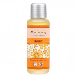 Saloos Relax - Bio Body and Massage Oil 50ml
