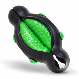 Big Teaze Toys VerSpanken Foam Bumpy Green - Masturbator