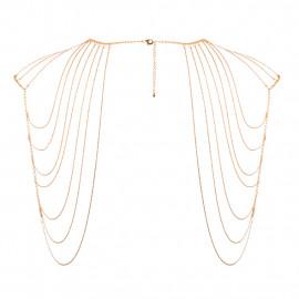 Bijoux Indiscrets Magnifique Shoulder Jewelry Gold