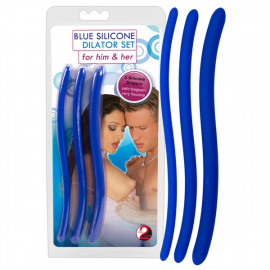 You2Toys Silicone Dilators Set - Set Of Silicone Urethral Dilators 3pcs