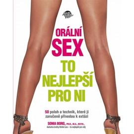 Orální sex - Best For Her - Sonia Borg Czech Version