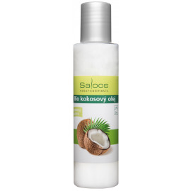 Saloos Bio Coconut Oil 125ml