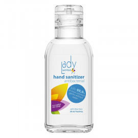 LadySanitizer Hand Sanitizer Antibacterial 50ml