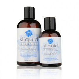 Sliquid Organics Natural Intimate Lubricant 125ml