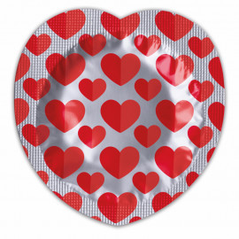 Pasante Hearts 1 pc