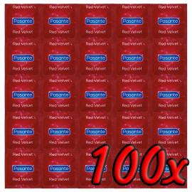 Pasante Red Velvet 100 pack