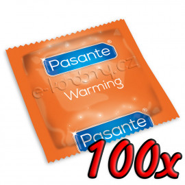 Pasante Warming 100 pack