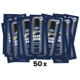 Pjur BACK DOOR Comfort Water Anal Glide 2ml 50 pack