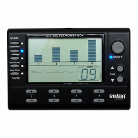 Rimba 4 Channel Electro Power Box Set with LCD Display 7890