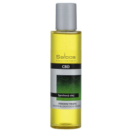 Saloos CBD Shower Oil 125ml