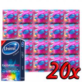Unimil Excitation Max 20ks