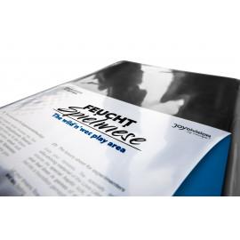Joydivision SexMax Bed Sheet 180x260cm Black