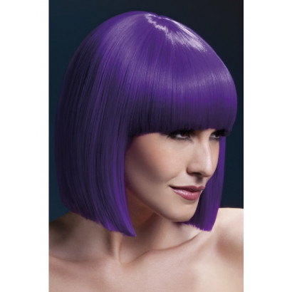 Fever Lola Wig 42495 - Purple Wig