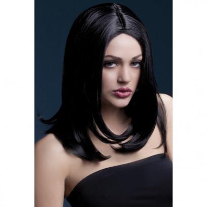 Fever Sophia Wig 42505 - Black Wig